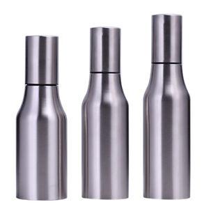 oil dispenser kitchen cabinet redo 500 1000ml stainless steel olive vinegar pourer bottle image is loading