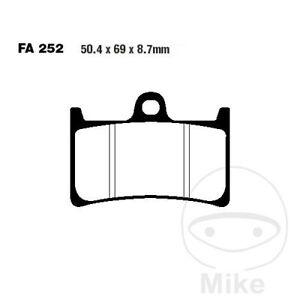 EBC Sintered Front Brake Pads FA252HH Yamaha XV 1700 Road