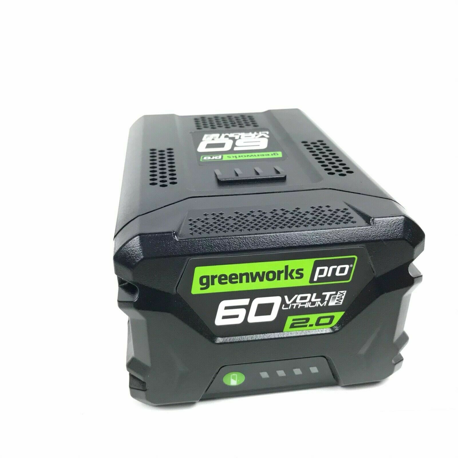 Greenworks Pro 60-Volt Lithium-Ion 60v 2.0AH Battery – LB60A00 New Free Shipping