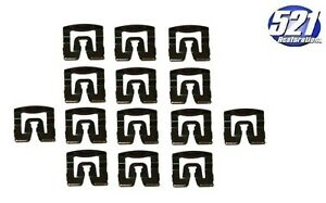 Mopar Front Windshield Window Trim Clips Clip Kit 71-74