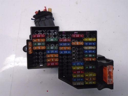 small resolution of volkswagen 2004 vw touareg v8 4 2 fuse box relay oem 7l0941828 ebay