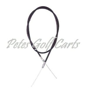 EZGO Gas Golf Cart 2 Cycle 1980-1988 Governor Cable 45 3/4