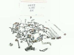 01-03 SUZUKI GSXR 600 750 Miscellaneous Parts Master