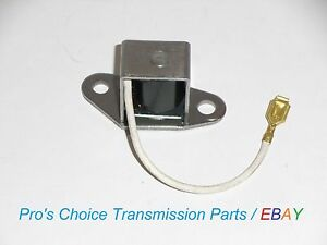 th400 kickdown case connector 01 chevy tahoe radio wiring diagram gm turbo th-400 475 3l80 transmission passing gear solenoid valve | ebay