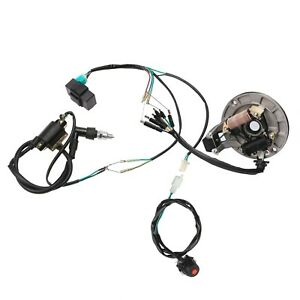 Full ENGINE WIRING HARNESS SETS For HONDA CRF50 XR SSR