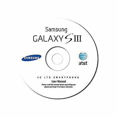 User Manual for Samsung Galaxy S III (S3) Smart Phone