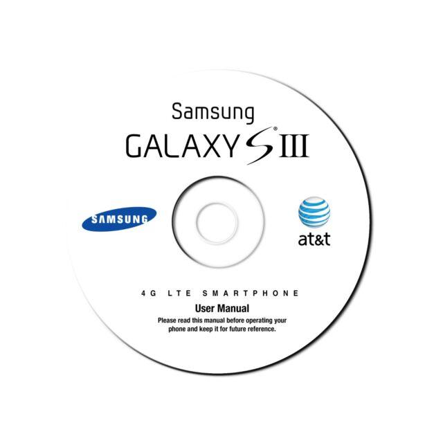 User Manual for Samsung Galaxy S III (S3) Smart Phone