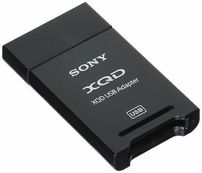 Genuine Sony XQD USB Adapter - Black (QDA-SB1) (USB G. or USB M Cards) New Other 27242898844 | eBay