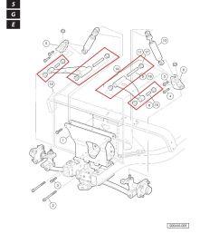 1993 ga club car part diagram [ 1236 x 1600 Pixel ]