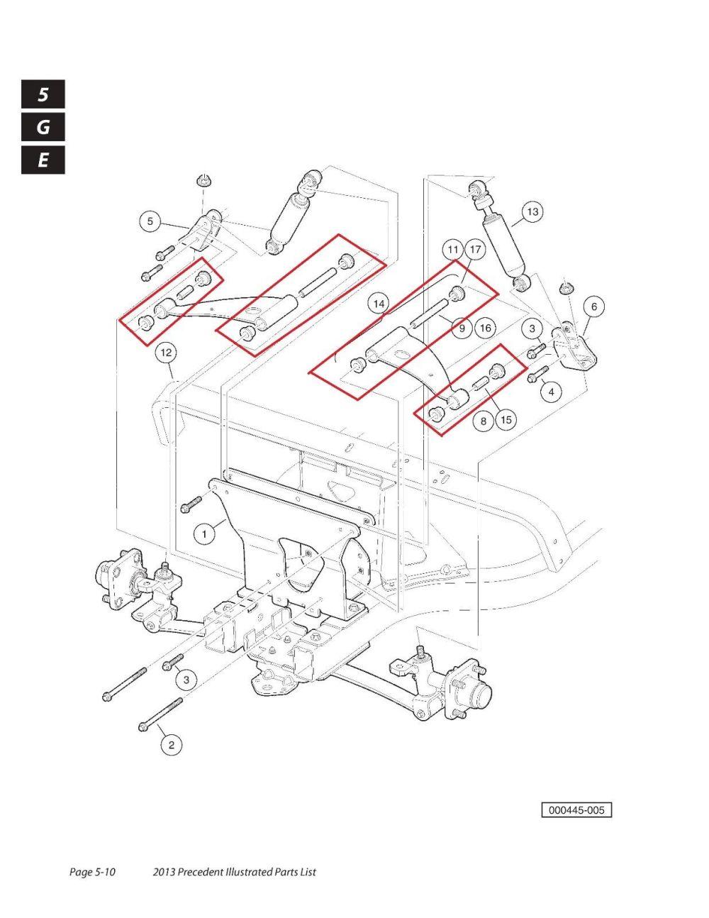 medium resolution of 1993 ga club car part diagram