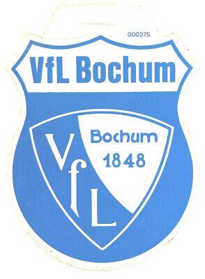 vfl bochum 1848 aufkleber sticker logo bundesliga fussball 627 ebay