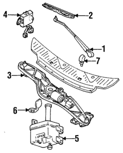 1998 MERCURY VILLAGER MANUAL - Auto Electrical Wiring Diagram