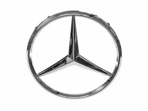 For 1998-2003 Mercedes ML320 Grille Ornament Genuine