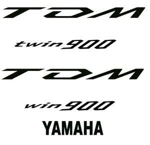 Kit Adhesives Yamaha TDM 900 all Colours Disposnibili +1