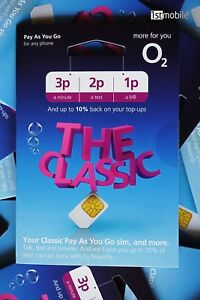 O2 UK SIM Card. Official Sim. Nano micro & standard LAST FEW - MAX 1 PER PERSON | eBay