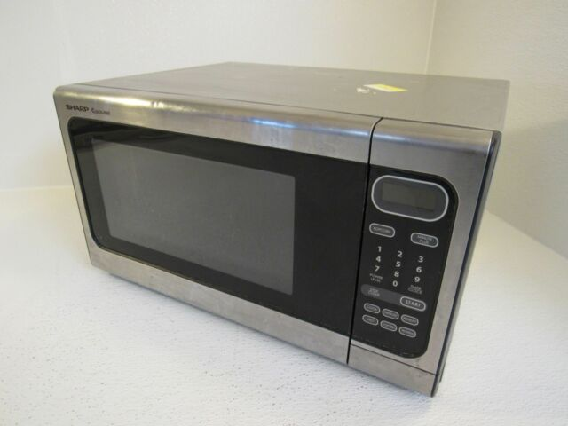 sharp r 408ls 1100 watts microwave convection oven
