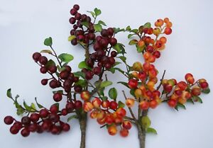 details about artificial berry