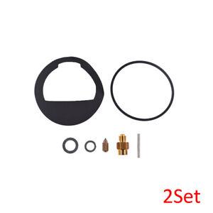 2Set Carb Repair kit For Kohler K301 K241 K191 K90 K141