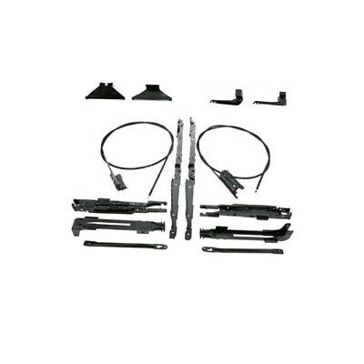 Front Sunroof Repair Kit Sunroof Glass Genuine BMW For BMW