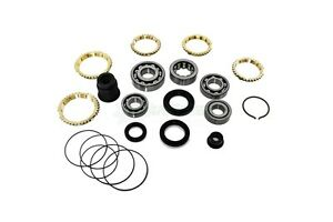 Bearing, Seal & Brass Synchro Kit for the 92-93 Integra