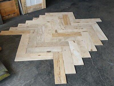 exotic natural stone wood tile 6x24 matt finish herringbone pattern 180 sq ft ebay