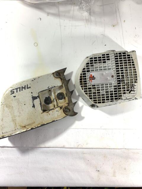 032 Av Stihl Chainsaw Parts : stihl, chainsaw, parts, Stihl, Recoil, Pullstart, Starter, Clutch, Cover, Parts