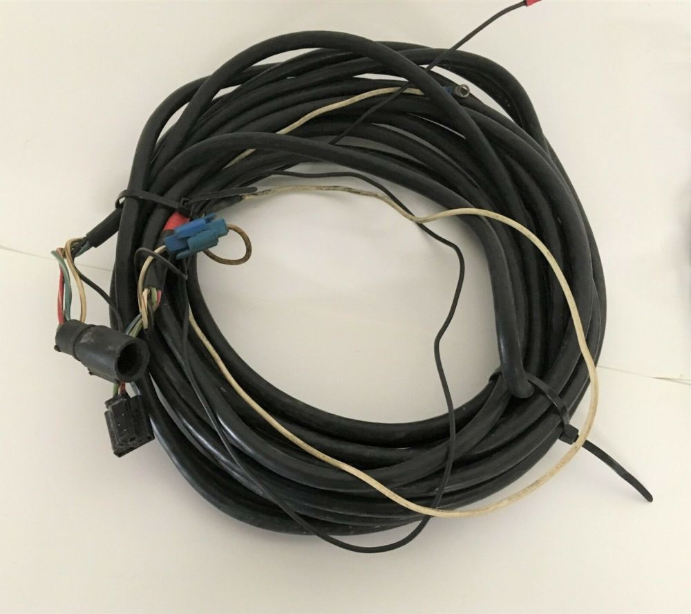 medium resolution of johnson evinrude omc outboard vro tilt trim 5 pin wire harness