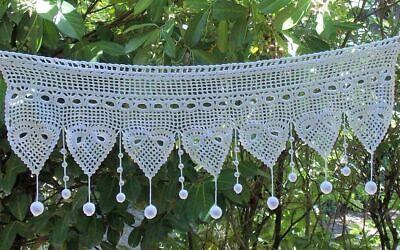 brise bise crochet artisanat francais sur mesure creation s raisonnier cupidon ebay