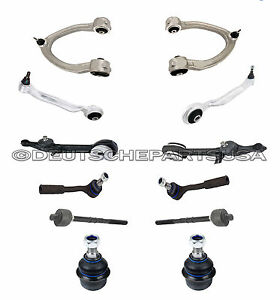 Mercedes W220 S500 S430 Control Thrust Arm Ball Joints Tie
