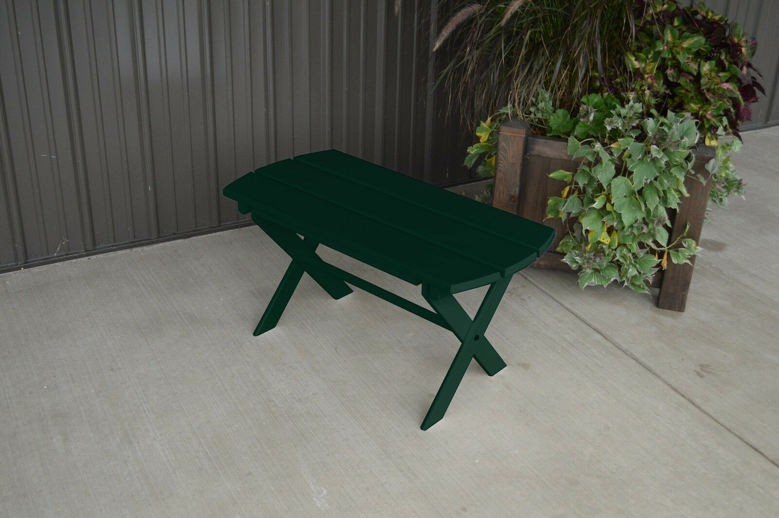 Pine Outdoor Table