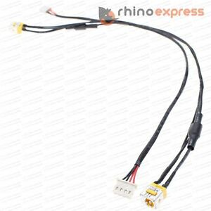 Acer extensa 5635z hembrilla de carga red hembra toma de