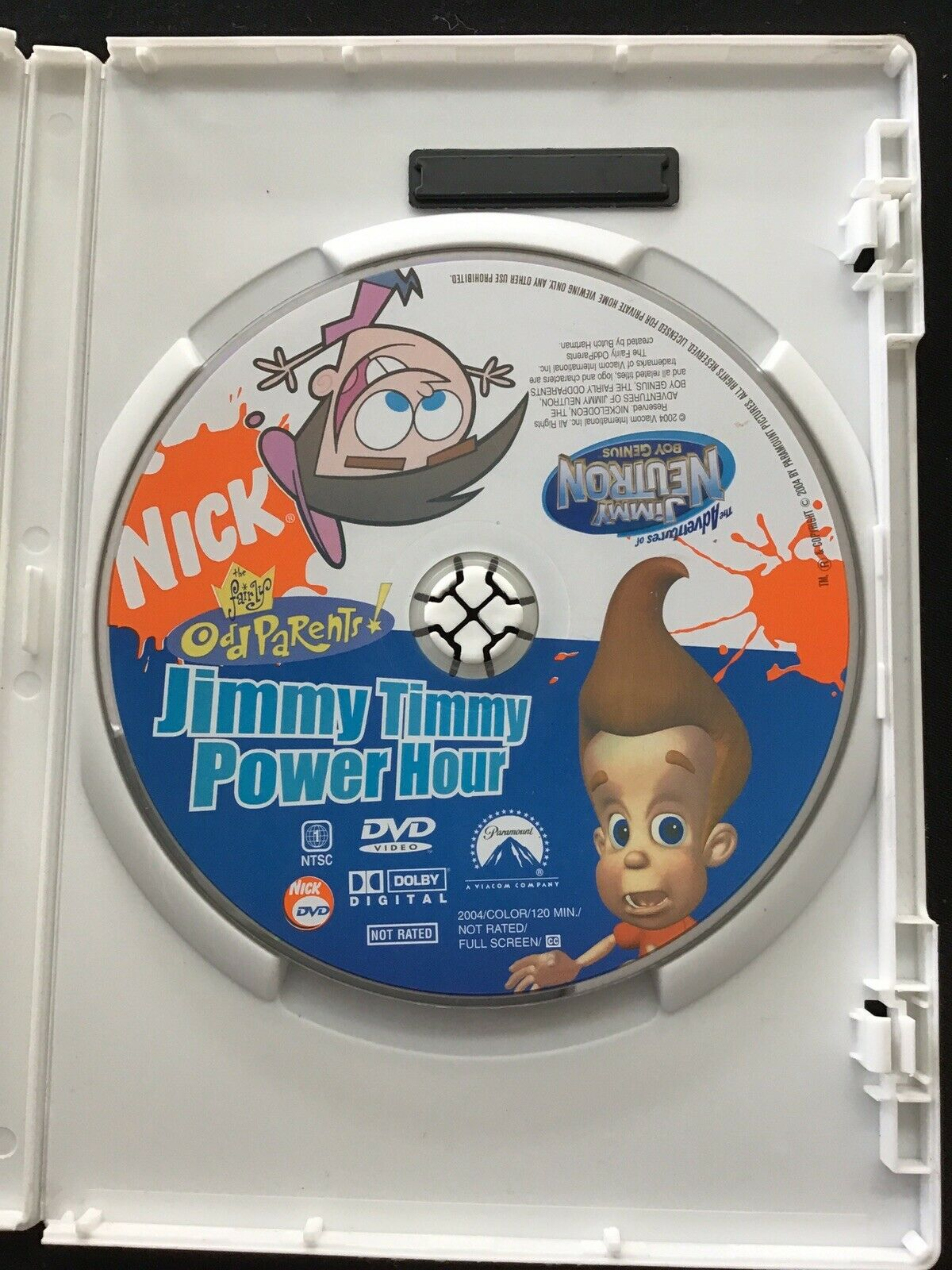 Jimmy Timmy Power Hour : jimmy, timmy, power, Jimmy, Timmy, Power, (DVD,, 2004,, Checkpoint), Online