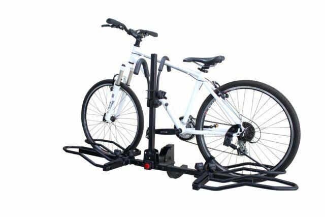 overdrive krbrdubk 2 bike hitch mount rack