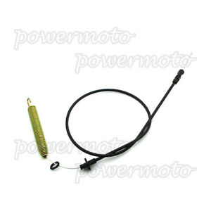 Deck Engagement Cable Replaces Part Number 175067, 169676