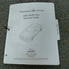 2001 Jaguar S Type Wiring Diagram Vr Commodore Sedan Electrical Manual 3 0l 4 Image Is Loading