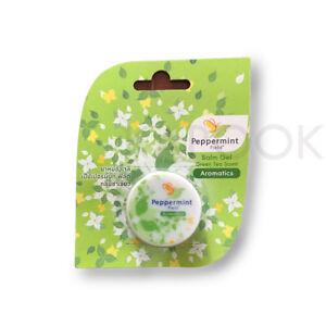 PEPPERMINT Field Balm Gel Green Tea Scent Relief Nasal Congestion Colds 8g   eBay