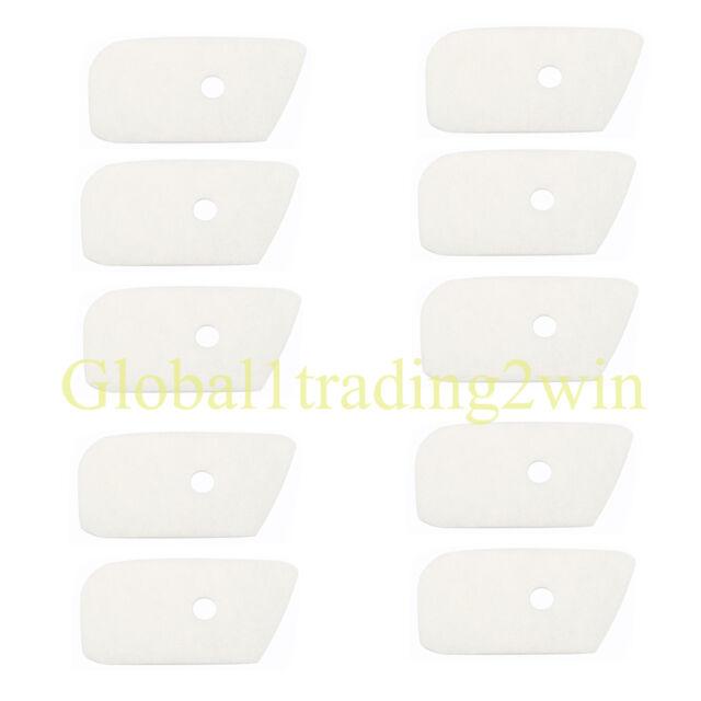 10 Air Filter For Jonsered BC2126 BC2128 CC2126 CC2128