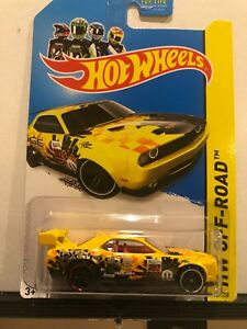 Dodge Challenger Off Road : dodge, challenger, WHEELS, DODGE, CHALLENGER, DRIFT, YELLOW, 107/250