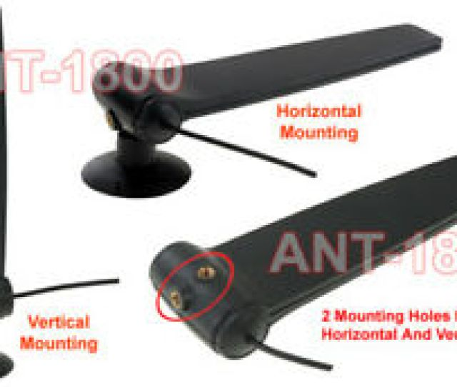 Image Is Loading Premium Indoor Directional Antenna With 20 Dbi Gain