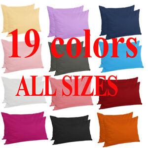 queen size zippered pillow cases online