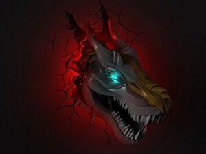 details about grimlock 3d