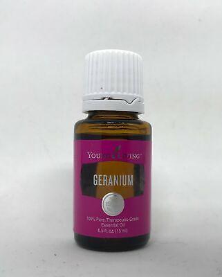 Young Living Essential Oil in Geranium - 15 ml   eBay