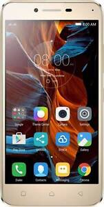 "New Lenovo Vibe K5 Plus (Gold, 16 GB) 3 GB RAM 4G 5"" 13MP Camera SHIP DHL"