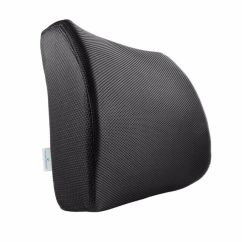 Lower Back Support For Chair Gardman Garden Covers Pharmedoc Pain Pillow Lumbar Memory Foam Picture 5 Of 12