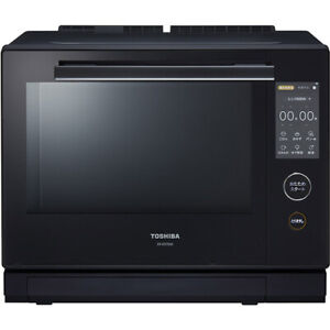 details about toshiba er vd7000 superheated steam microwave oven black 100v japan domestic new