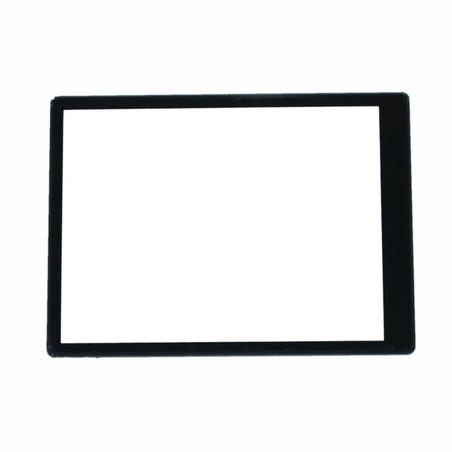 New LCD Window Display Acrylic Outer Glass For NIKON