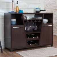 Buffet Sideboard Cabinet Dining Server Storage Table ...