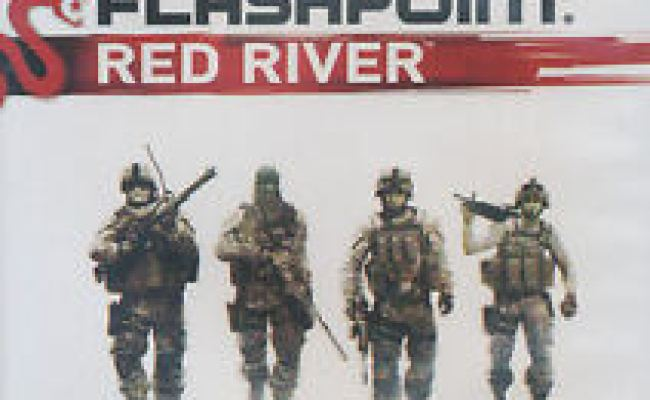 Operation Flashpoint Red River Shooter Pc Game For