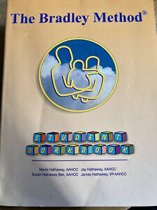 Bradley Method Student Workbook Marjie Hathaway Childbirth ...
