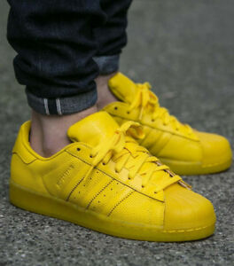 Adidas Sneakers Shoes Boots Schuhe Sport Originals Yellow